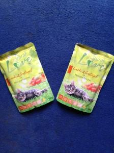alsa natural Love Lachs & Geflügel mit Reis & Fenchel im 100 gr. Frischebeutel